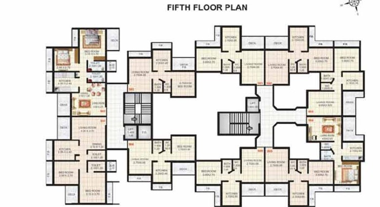 Sierra Galaxy Floor Plan V