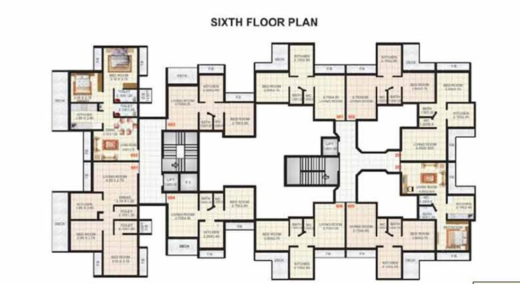 Sierra Galaxy Floor Plan VI