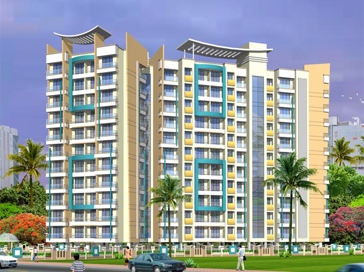 1 BHK apartment for Rent in Blue Monarch, Andheri East