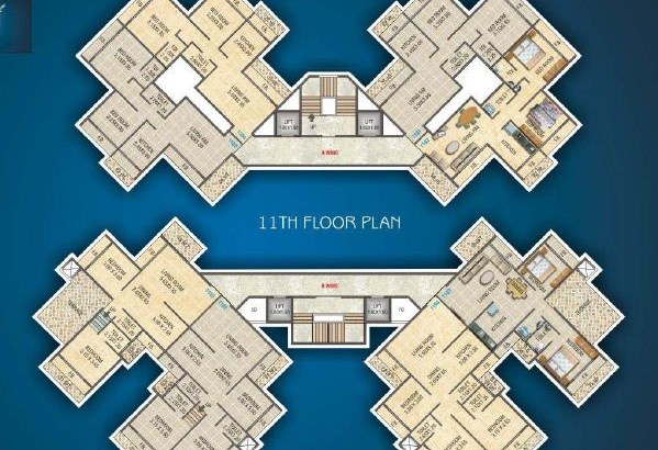 Maitri Planet Floor Plan II