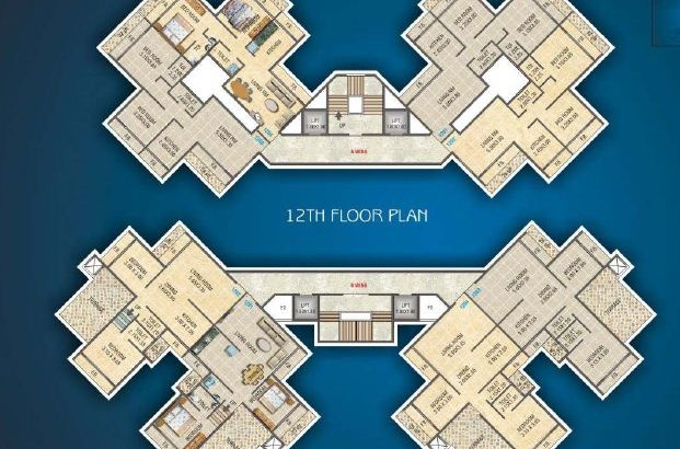 Maitri Planet Floor Plan III