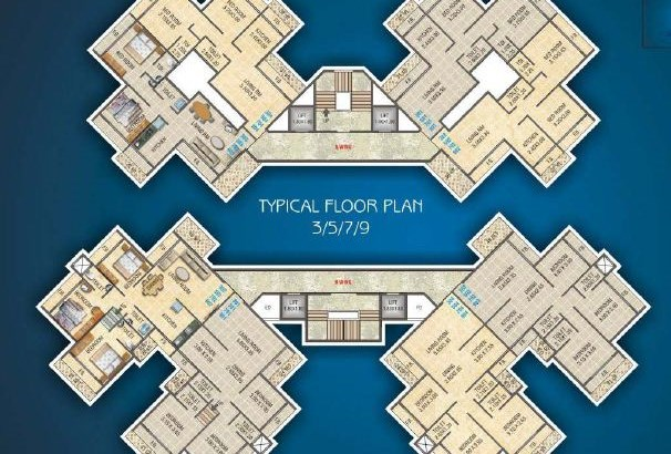 Maitri Planet Floor Plan I