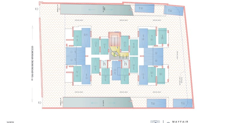 Mayfair Silver Floor Plan 5