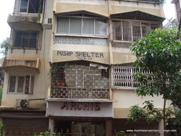 Pushp Shelter, Khar West