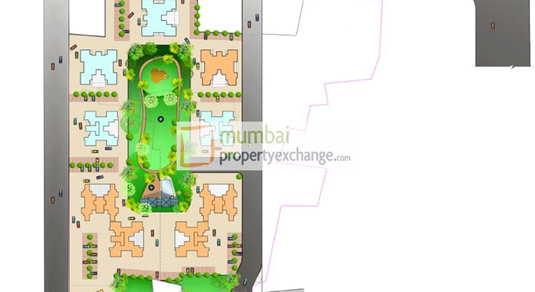 Unnathi Woods Layout