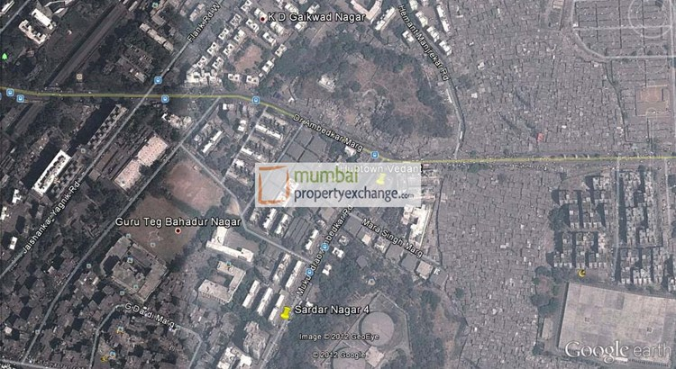 Hubtown Vedant Google Earth