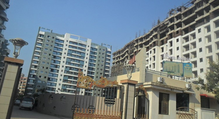Akanksha Towers 12th March 2011