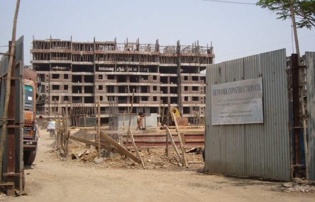 Akanksha Towers 19 March 2009