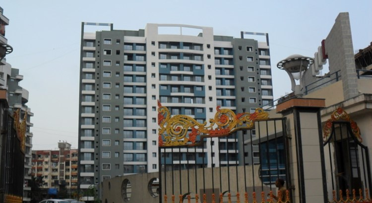 Akanksha Towers 1st Oct 2010