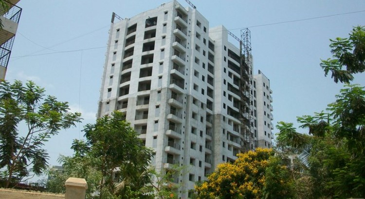 Akanksha Towers 8 May 2010