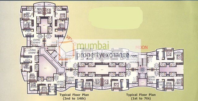 Vasudev Planet Floor Plan I