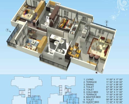 Empire Estate Floor Plan 3