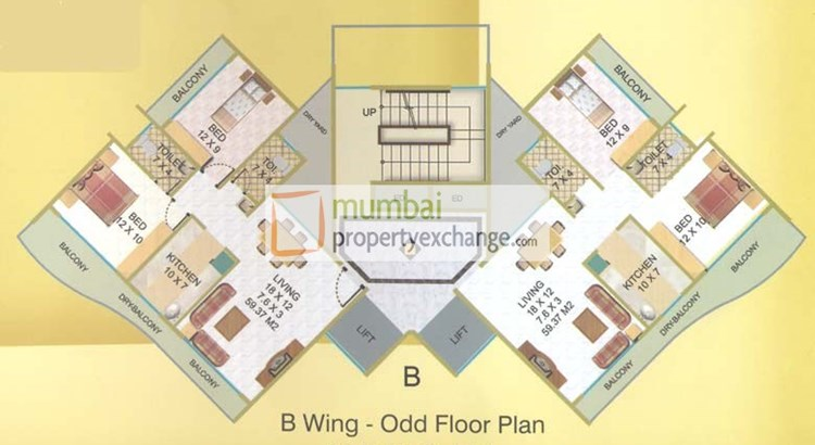Elite Heights Odd Floor Plan I