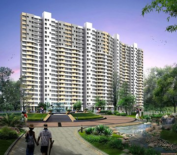 Hubtown Greenwoods, Thane West