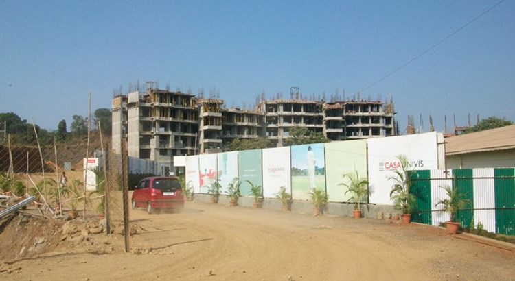 Lodha Splendora Phase  I 23 Dec 2009