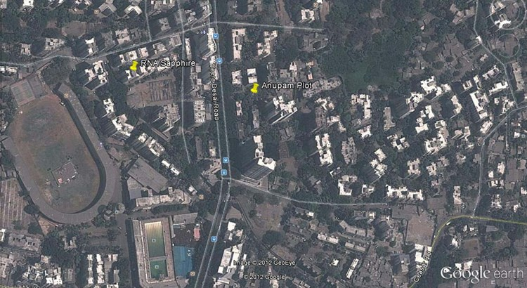 Anupam Google Earth