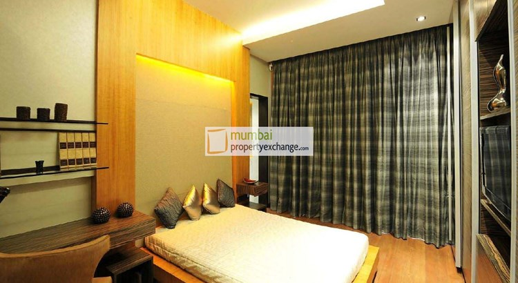 Kalpataru Pinnacle Guestroom