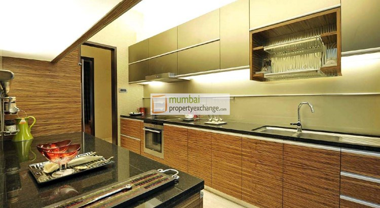 Kalpataru Pinnacle Kitchen