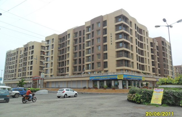 Agarwal and Doshi Complex 20th June 2011