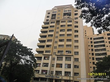 Agarwal Infinity Tower, Malad West