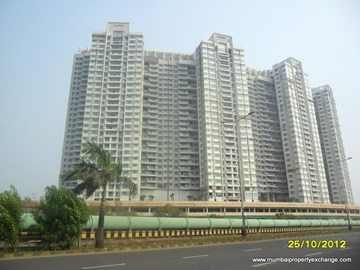 Palm Beach Residency, Nerul