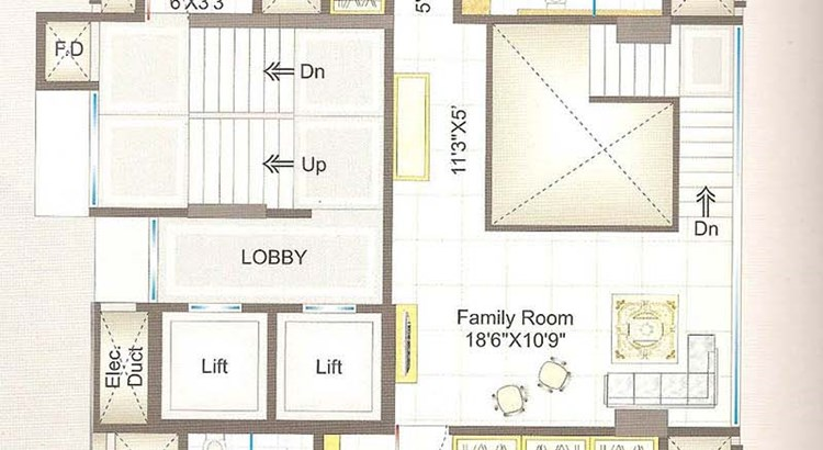 Platinum Floor Plan I