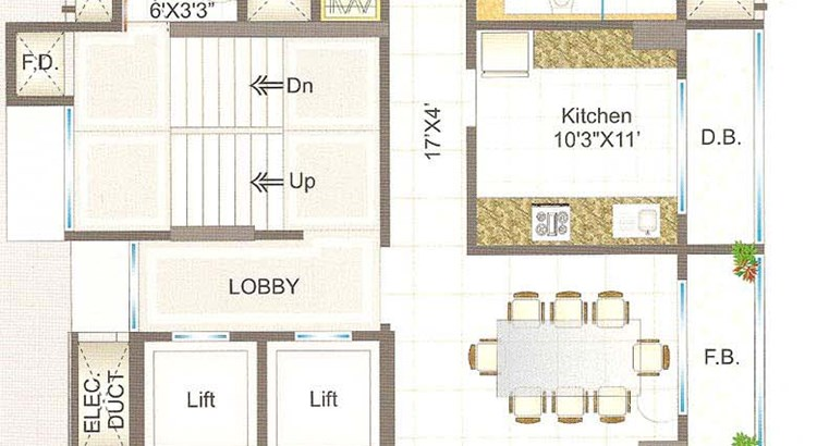 Platinum Floor Plan II