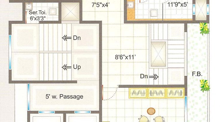 Platinum Floor Plan IV