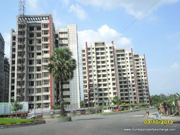 Bhoomi Acres, Thane West