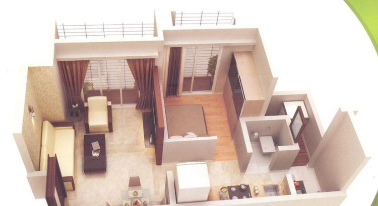 Bhoomi Acres Floor Plan