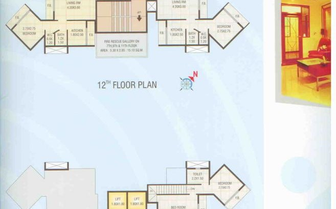 Pearl Planet Floor Plan II