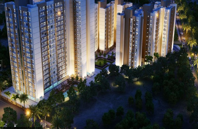 Sheth Clarion Sheth Clarion Elevation1