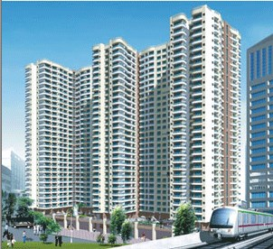 3 BHK apartment for Sale in HDIL Metropolis, Andheri West