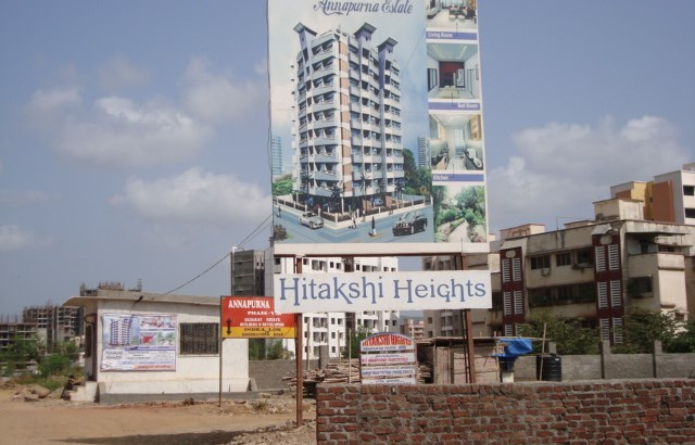 Hitakshi Height 16 June 2009