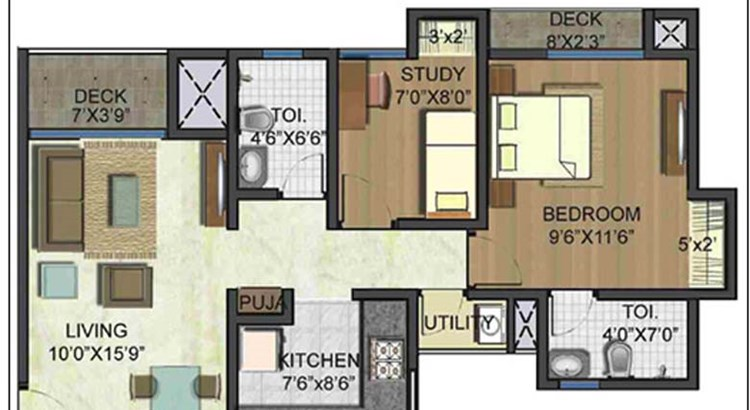 Casa Ultima Floor Plan II