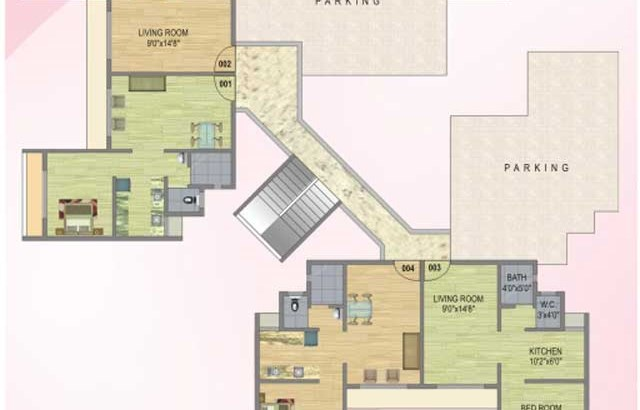 Fortune Gardens Floor Plan II