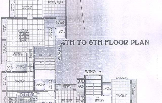 Annapurna Heights Floor Plan II