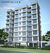 Palm Island Apartment , Goregaon East