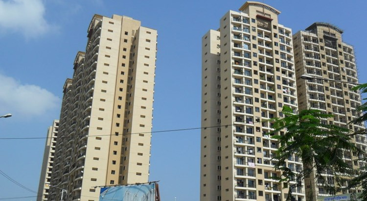 Raheja Heights Wing A 1st Oct 2010