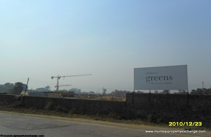 Indiabulls Greens I 23 Dec 2010