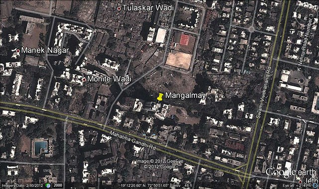 Mangal May Google Earth