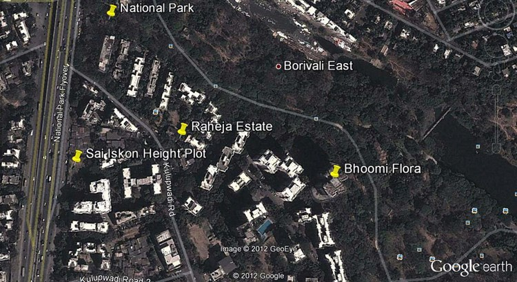Bhoomi Flora Google Earth