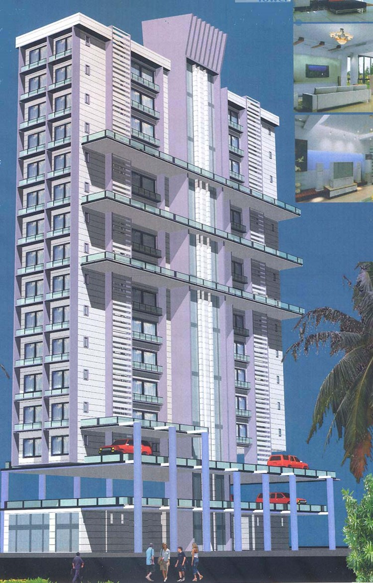 2 BHK apartment for Sale in Mohini Tower, Khar West