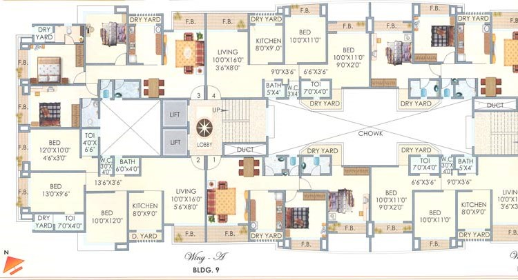 Swayam Floor Plan II