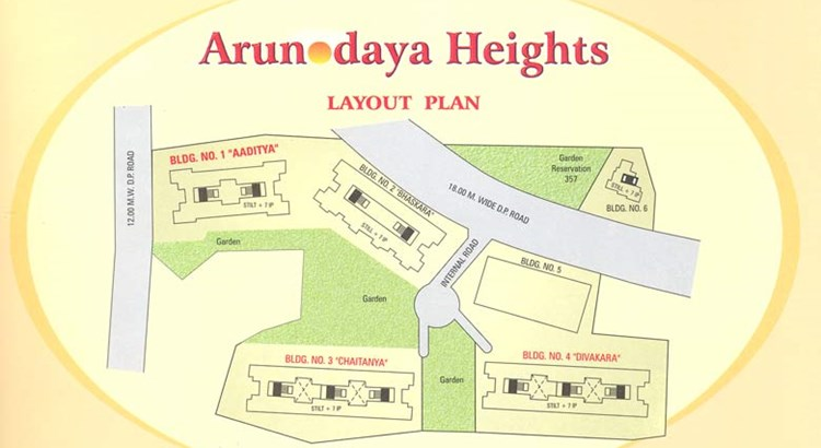 Arunodaya Heights Layout
