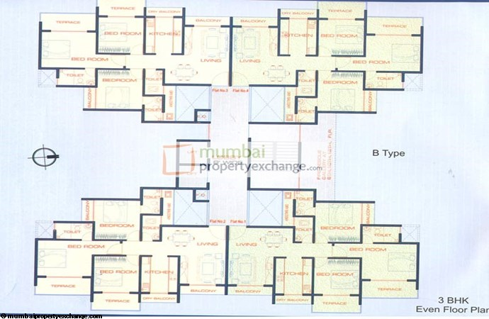 Hyde Park Floor Plan II