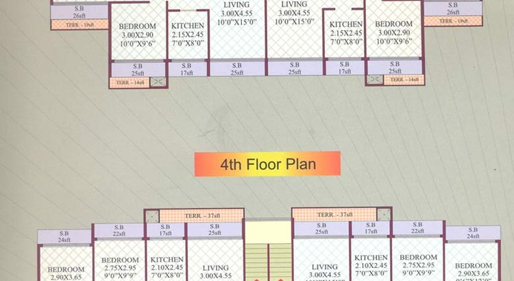 Dream Heritage Floor Plan II