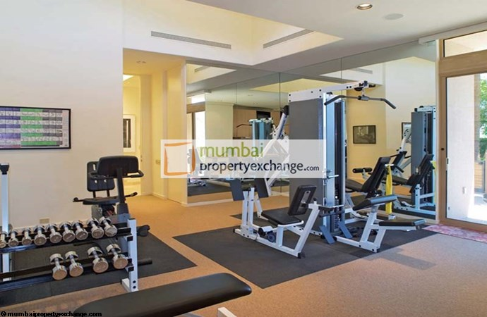 US Open Apartment Match Point Gym