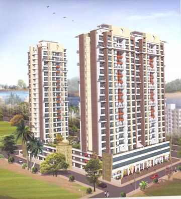 Imperial Heights, Thane West