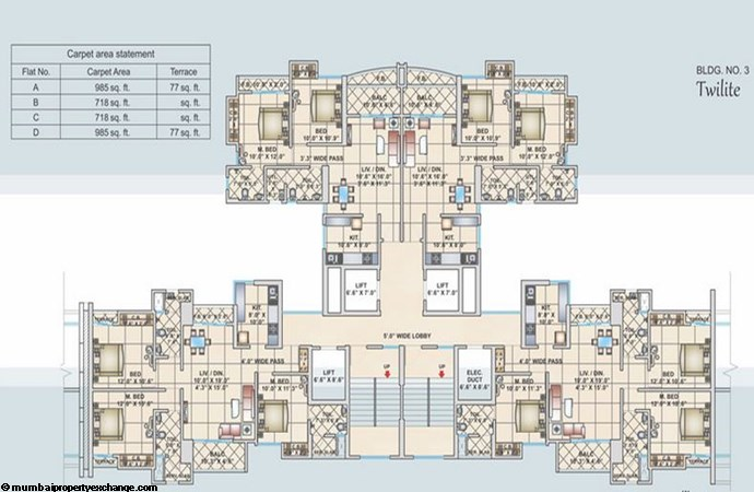 Cosmos Horizon Floor Plan